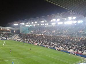 Estadio Nuevo Arcángel - Image: Cordoba (15759319385)