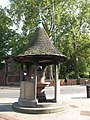 Coronation drinking fountain, Charlton village - geograph.org.uk - 971773.jpg