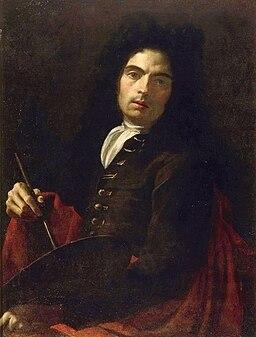 Corrado Giaquinto - Autoportrait (Palais Fesch)