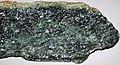 Corundum amphibolite (Chunky Gal Complex, Ordovician, ~458 Ma; Chunky Gal Mountain, Blue Ridge, North Carolina, USA) 2.jpg