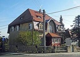 Winzerstraße in Dresden