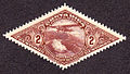 Costa Rica Diamond stamp2 1937-2c.jpg