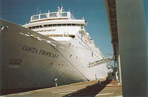 Ocean Dream (1982 ship) - Image: Costa Tropicale (4836215560)