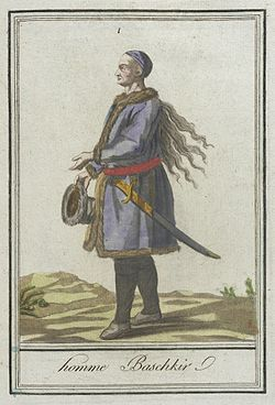 Costumes de Differents Pays, 'Homme Baschkir' LACMA M.83.190.232.jpg