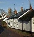 Cottages, Sampford Courtenay (geograph 2765813).jpg