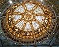 Coupole en vitrail (9 m Diamètre) réalisée par ©France Vitrail International.jpg