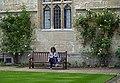 Courtyard of Corpus Christi College. Oxford, UK.jpg