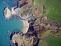 Cove by Carreg y Nodwydd - geograph.org.uk - 405914.jpg