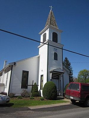 Cowan, Pennsylvania - Trinity Lutheran Church