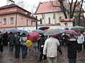Cracow after Polish Air Force One crash 05.jpg