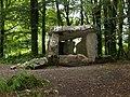 Craggaunowen Project, Standing Stone - geograph.org.uk - 793410.jpg