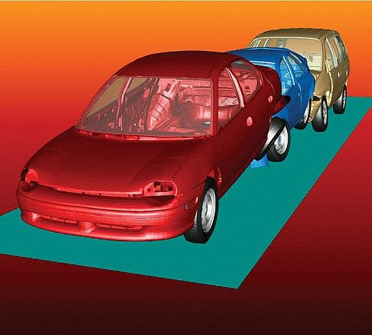 Car Crash Simulator Withbeam Driving The Game