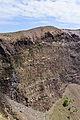 Crater rim volcano Vesuvius - Campania - Italy - July 9th 2013 - 18.jpg
