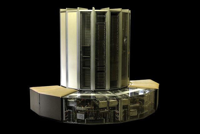 Image of Cray-1 Supercomputer