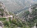 Cremallera de Montserrat, Barcelona - panoramio (26).jpg