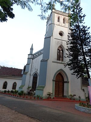 Mavelikkara - Christ Church