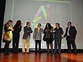 Cristina Murteira - evento AI YELLOW com Alexandre Arenales - Porto 2012.jpg