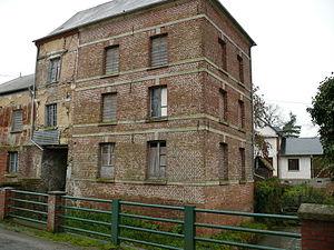 Selle - Image: Croissy Moulin des Prés