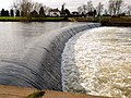 Cromwell Weir and Lock (geograph 4847220).jpg