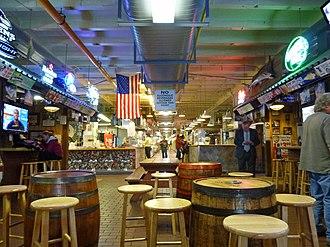 Baltimore Public Markets - Image: Cross Street Market (5136597091)
