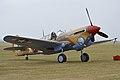 Curtiss P-40F Kittyhawk 'X1-7' (G-CGZP) (13953808829).jpg