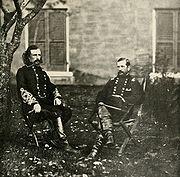 Custer&Pleasonton1863
