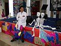 Día de fieles Difuntos. Cancillería Venezolana.JPG
