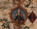 D. Beatriz Pereira de Alvim (1380-1412) - Genealogia de D. Manuel Pereira, 3.º conde da Feira (1534).png