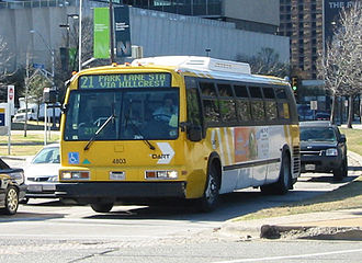North Texas - Dallas Area Rapid Transit