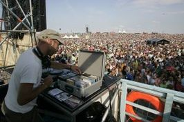 DJ Sandsorm at concert at sea 2006.jpg