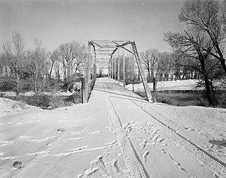 DML Butler Bridge United States historic place