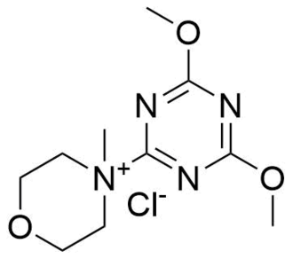 DMTMM - DMTMM Chemical Structure
