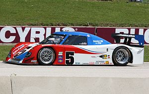 David Donohue - 2011 Rolex Sports Car