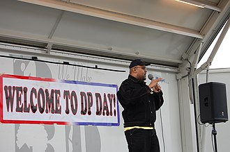 The Detroit Partnership - Detroit Mayor Ken Cockrel speaking at the 10th annual DP Day