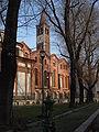 DSC02611 - Milano - Sant'Eustorgio - Il fianco - Foto di Giovanni Dall'Orto - 15-jan-2007.jpg