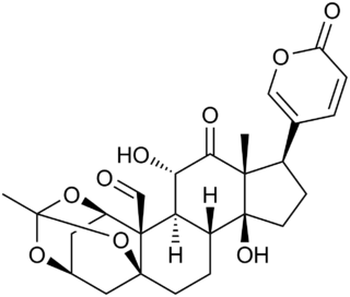 Daigremontianin chemical compound