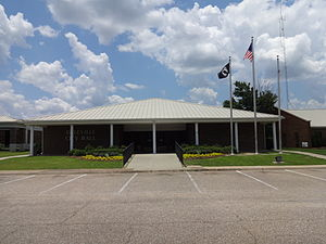 Daleville, Alabama - Daleville City Hall