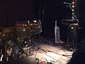 Dam Funk setup, 9th March 2010.jpg