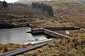 Dam on Loch an Losgainn Mor - geograph.org.uk - 1686905.jpg