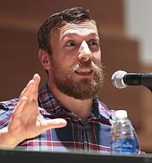 best website d4be0 d5078 Daniel Bryan - Wikipedia