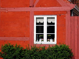 Casement window - Image: Danish window