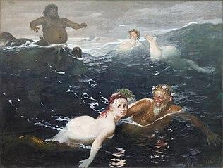 Im Spiel der Wellen