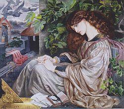 Dante Gabriel Rossetti: Pia de' Tolomei
