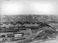 Darling Harbour, 1900