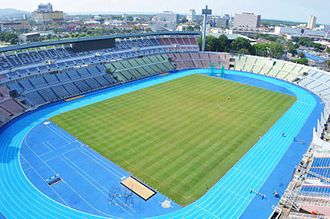 1997 FIFA World Youth Championship - Image: Darul Makmur Stadium