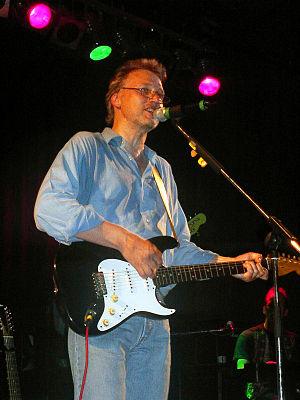David Knopfler - Knopfler performing in 2002