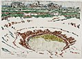 David Milne-Bomb Crater behind Vimy Station.jpg