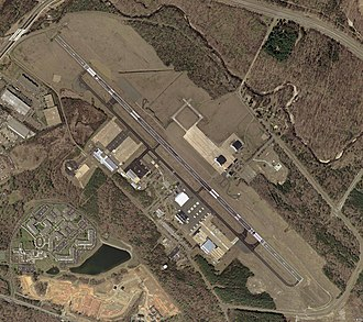 Davison Army Airfield - USGS aerial image as of 10 April 2002