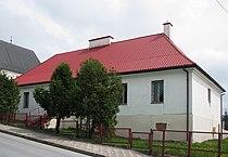Dawna plebania kościoła św Bartłomieja Staszów 2013 04.JPG
