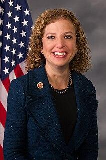 Debbie Wasserman Schultz American politician
